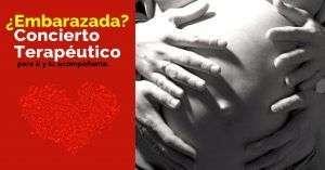 Concierto Terapéutico para Embarazadas @ Espacio altraForma Barcelona